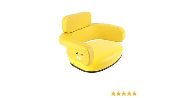TY26545 Seat Cushion 3 Piece Set Original Thicker Bottom Cushion fits John Deere