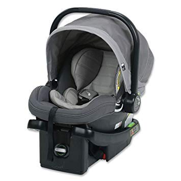 Baby Jogger City Go Infant Car Seat – Steel Gray