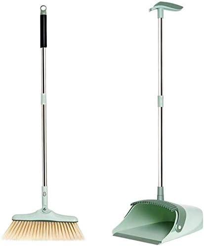 Aparatos de Limpieza del hogar Jardín Cepillo Patio Exterior y terraza Broom Broom cerdas rígidas manija con el Soporte y la manija de Madera (Color: B) (Color : C): Amazon.es: Hogar