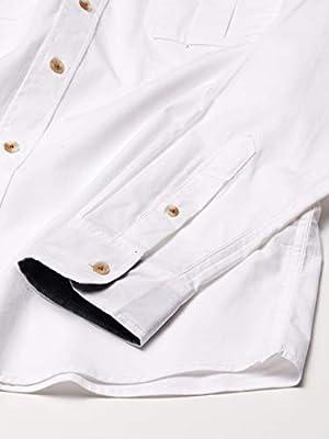 LEE Men's Stretch Long Sleeve Brady Shirt, Stretch Cotton, Regular, Big & Tall