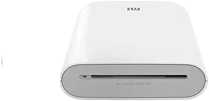 Xiaomi Tragbarer Fotodrucker 300dpi Pocket Mini Ar Computer Zubehör