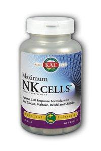 Kal Maximum Nk Cells Tablets, 60 Count