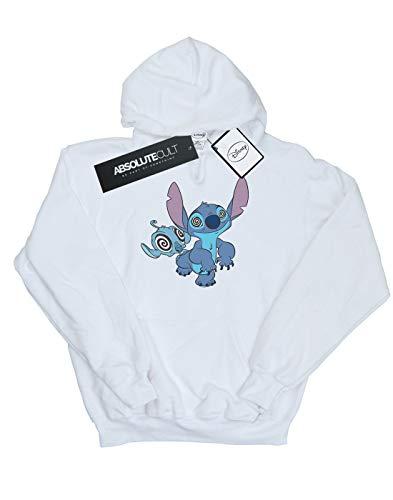 Girl Blanco Stitch Hypnotized Lilo Hoodie Disney RT6xHH