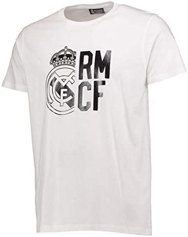 Camsieta Algodon Real Madrid nº3 Tallaje Adulto (S): Amazon.es ...