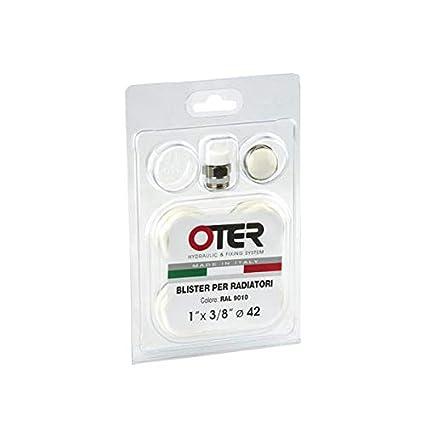 """oter Kit Blister para radiadores de aluminio 1 """" ..."""
