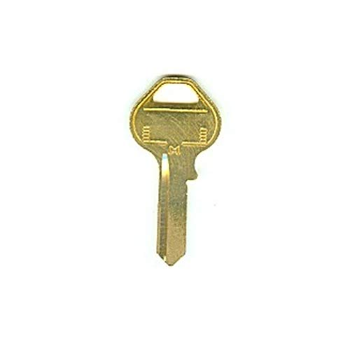 (Master Lock K81KM, Key Blank, F/Master Padlock (Pack of 200 pcs))