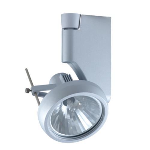 (Jesco Lighting HMH270T4NF39-S Contempo 270 Series Metal Halide Track Light Fixture, T4 24-Degree Narrow Flood, 39 Watts, Silver Finish)