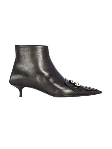 Balenciaga Luxury Fashion Womens 591026WAZN31081 Black Ankle Boots   Fall Winter 19