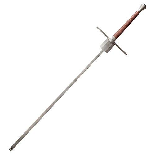 Kingston Brown Leather - KIN23330-BRK Federschwert Fencing Sword