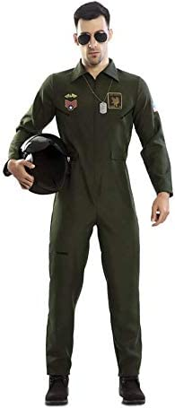 EUROCARNAVALES Disfraz de Piloto de avión para Hombre: Amazon.es ...