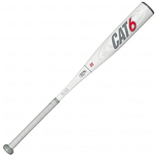 Marucci Senior Cat 6 Big Barrel Baseball Bat (8-Pound, 2 5/8-Inch Diameter)