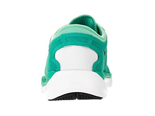 Nike Kvinders Flex Øverste Tr 4 Crosstrainer Hyper Jade / Matallic Sølv / Hyper Turkis / Sort ks8DW74Jub