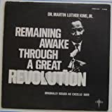 remaining awake through a great revolution LP