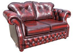 Superieur Designer Sofas4u Chesterfield Era 2 Seater Settee Traditional Chesterfield  Sofa Antique Oxblood