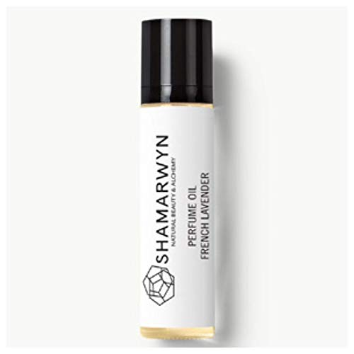 Lavender Perfume Oil, French, Natural Organic, Botanical, Pure Essential Oils, Roll-On 10ml by Shamarwyn: Natural Beauty & Alchemy