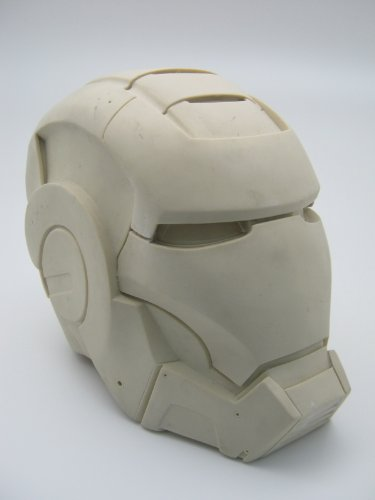 Warmachine Costumes (Iron Man War Machine Helmet Unpaint Resin Figure Hobby Super Hero Diy Model Kit)