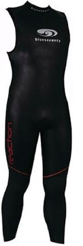 Men's Blue Seventy Reaction Long John Triathlon Wetsuit - Small (SM) by blueseventy