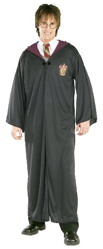 [Harry Potter Adult Robe, Medium Costume] (Harry Potter Robe Costume)
