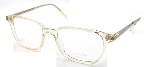 Oliver Peoples Rx Eyeglasses Frames Maslon 5279U 1094 53x18 Light Clear - Frames Oliver Peoples Mens