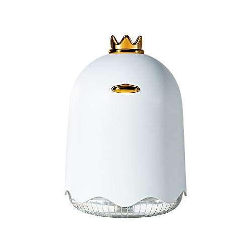 wenyun Mini Humidifier, Crown Duck USB 250ml Air Purification Aroma Diffuser Portable Atomizer Car Diffuser Refresher