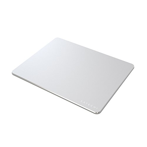 Aluminum Base Pad (Satechi Aluminum Mouse Pad with Non-slip Rubber Base)