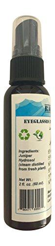 RAGARDEN Eyeglasses/Iphone/Ipad Cleaner. Herbal. Natural. Juniper Scent. Made in USA.