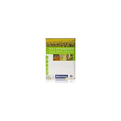 BLANCHON - Huile parquet 'environnement' ultra mat 1 litre - 01171180