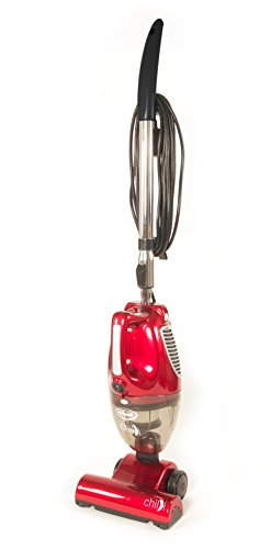 Contemporary Not Upholstered Metal (Ewbank HSVC3 Chilli 3 Combi-Stick/Handheld Vacuum, Red Finish -)