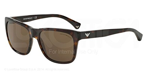 Emporio Armani EA 4041F Men's Sunglasses Havana - Armanis Sunglasses
