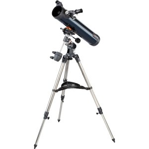 TELESCOPE, ASTROMASTER 76EQ, (Catalog Category: Optics)