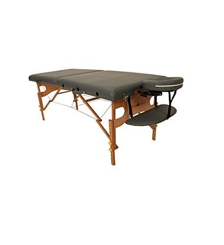 Ironman 30'' Santa Ana Massage Table, Capacity 2,000 Lbs (9102) by Ironman