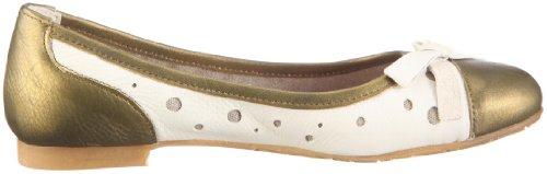 DKode YNETTE SS11 Fashion Sandals Womens Elfenbein/Offwhite pezVo