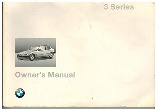 1997-1998 BMW 318ti Owner's Manual
