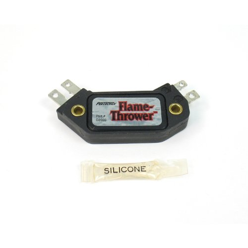 Thrower Flame Ignition (PerTronix D2000 Flame-Thrower HEI GM 4 Pin Module)