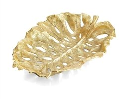 Michael Aram 175654 Centerpiece, Gold by Michael Aram