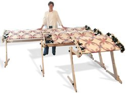Grace Start-Right EZ3 No-Baste Hand Quilting Frame by Grace Frame