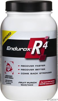 Endurox Pacifichealth Labs R4 Performance Recovery Drink, Fruit Punch, 4.63 (Endurox R4 Recovery Drink)