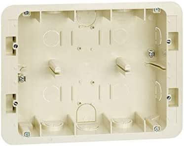 Simon 27856-61 - Caja Empotrar 2 Filas: Amazon.es: Bricolaje y herramientas