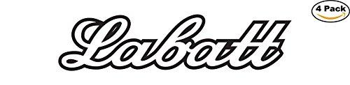 labatt-2-beer-logo-alcohol-4-vinyl-stickers-decal-bumper-window-bar-wall-4x4