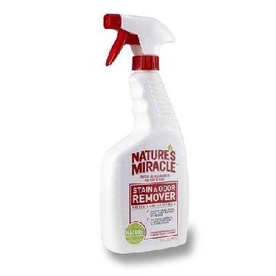 Nature's Miracle Stain/Odor Remover Spr (1x24OZ ) (Deodorant Miracle)