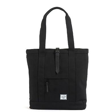a6650976c Herschel Supply Co Black Market Canvas Tote Bag. Black One Size ...