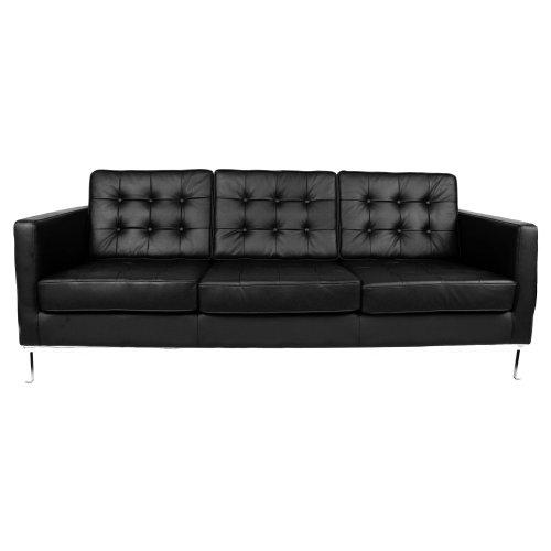 The Draper Sofa – Black