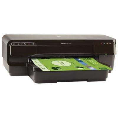 2QW9137 - HP Officejet 7110 Inkjet Printer - Color - 4800 x 1200 dpi Print - Plain Paper Print - Desktop
