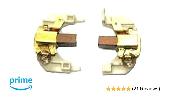DC827 Driver 2 Pack Replacement Brush Holder Assembly # N157129 Dewalt DC825