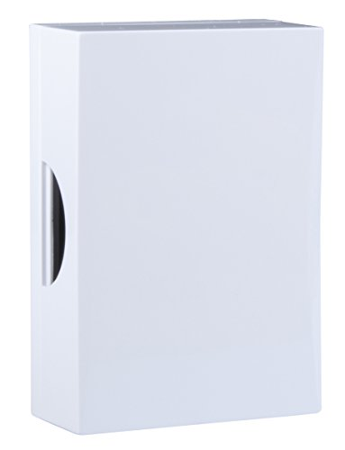 Byron 771 wired door chime – White – Classic sound