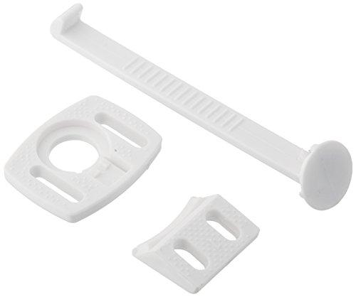KidCo Under Counter Swivel Lock, White