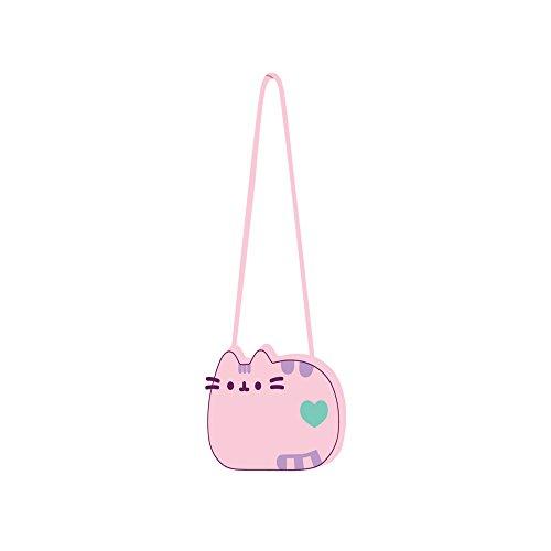 Pusheen The Cat Pink Pastel Cross Body Purse