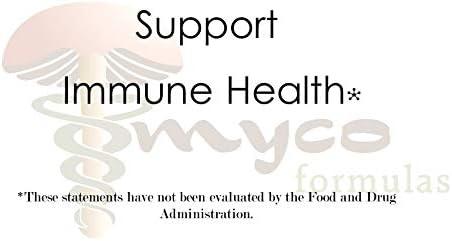 MycoFormulas Immune Defense Supplement, 90 Count