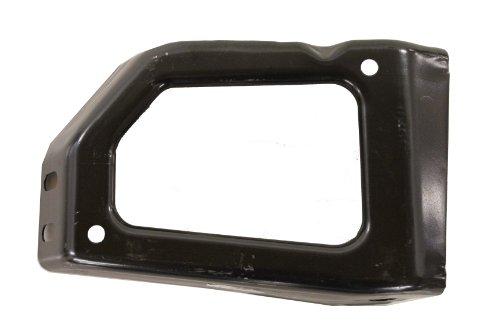 Genuine GM Parts 15726730 Passenger Side Rear Bumper Support Bracket (Suburban Rear Bumper Bracket)