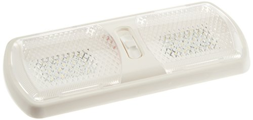 (Thin-Lite (DIST-LED312-1 Bright White Double Surface Mount LED Dome Light)